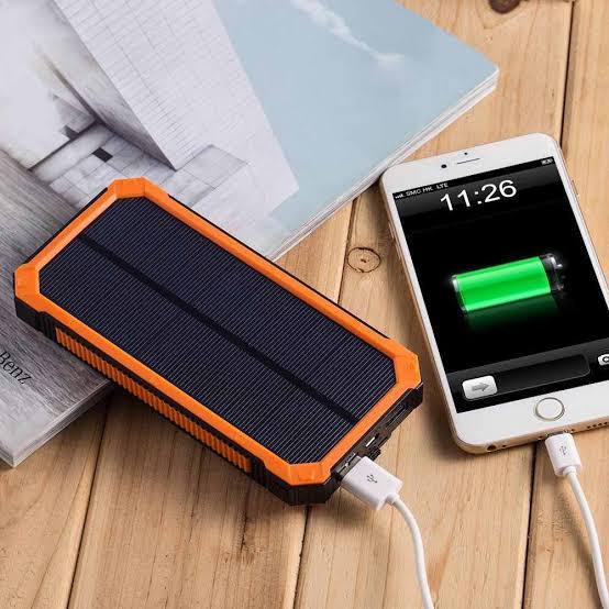 Solar Powrbank